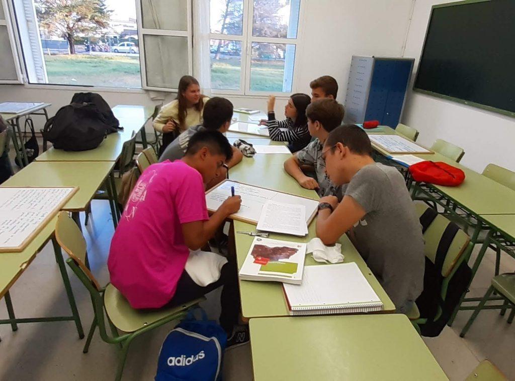 Treballant en grup (2)