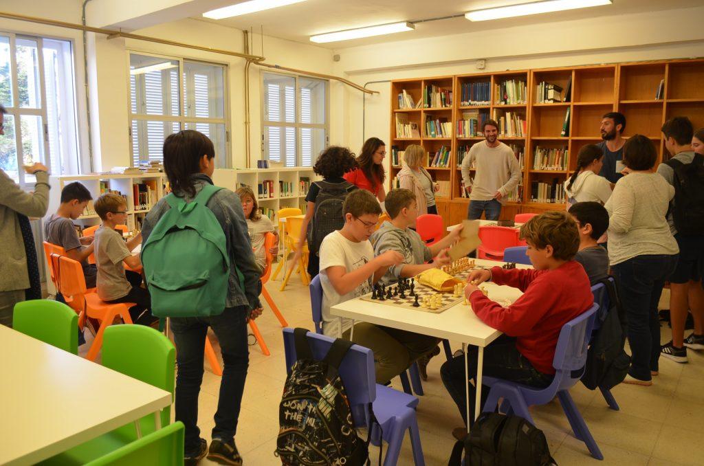 Biblioteca escacs